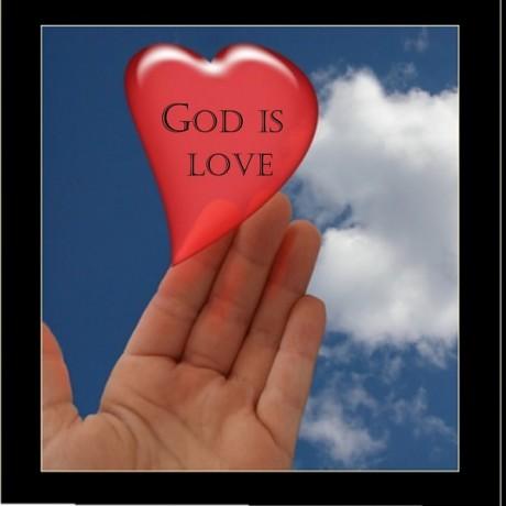 Boh je láska